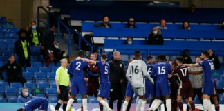 Chelsea and Leicester City fined by FA over the Stamford Bridge skirmish