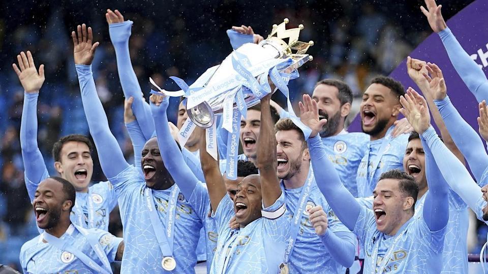 Manchester City Premier League Fixtures and Schedule for 2021-22