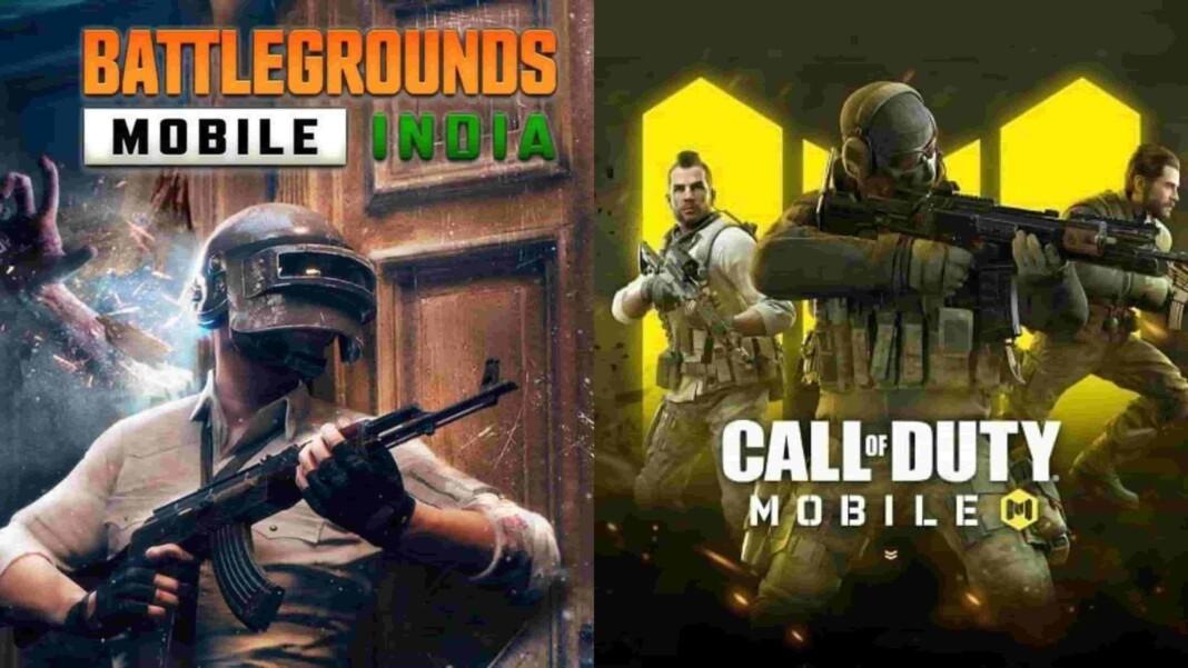 BGMI vs COD Mobile