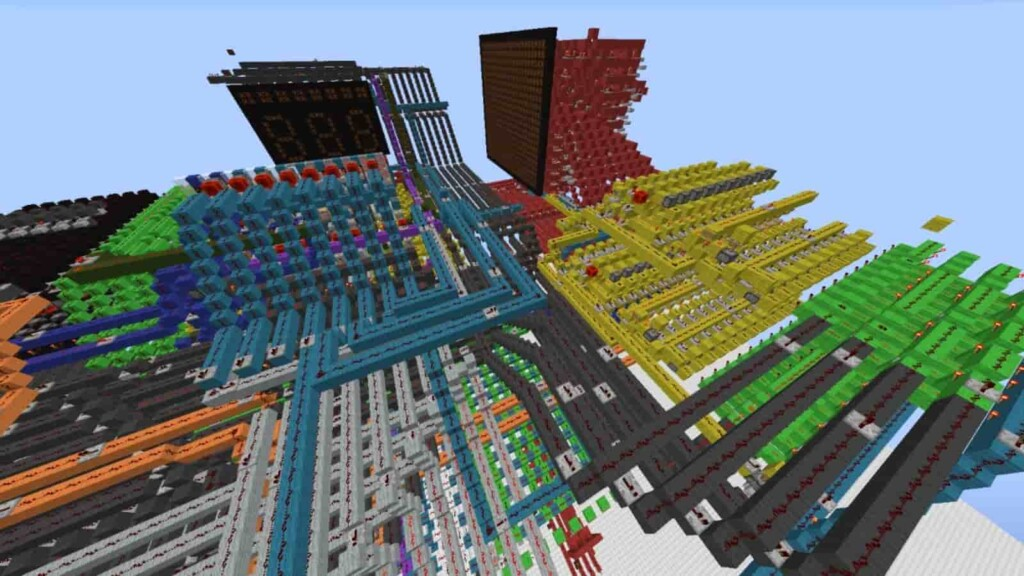 cool things to build in Minecraft