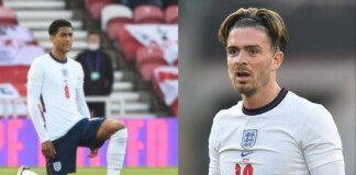 England players displeased at fans decision to boo them while taking a stand against racism