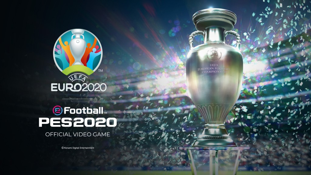 EURO 2020 in PES