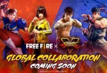Free Fire x Street Fighter