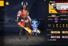 gaming aura free fire id