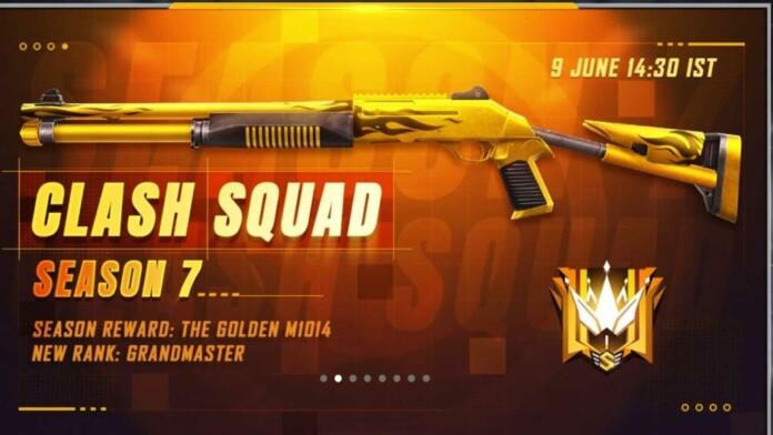 free fire clash squad season 7