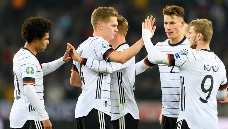 EURO 2020 GERMANY PREVIEW Germany Players
