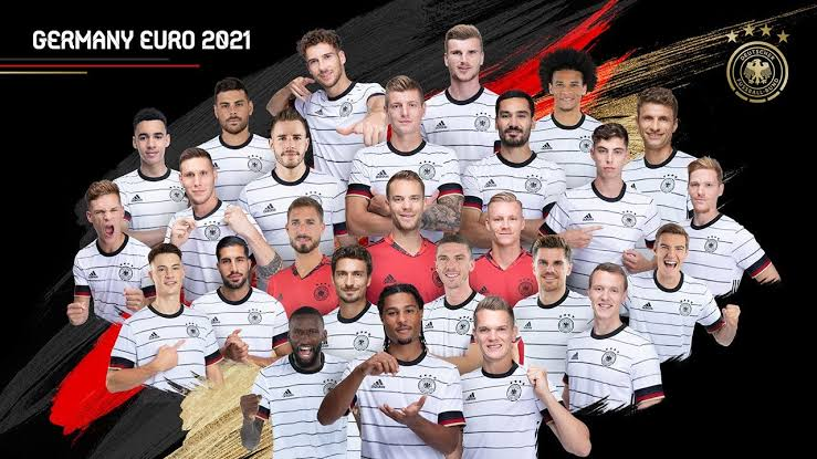 EURO 2020 GERMANY PREVIEW Germany Squad