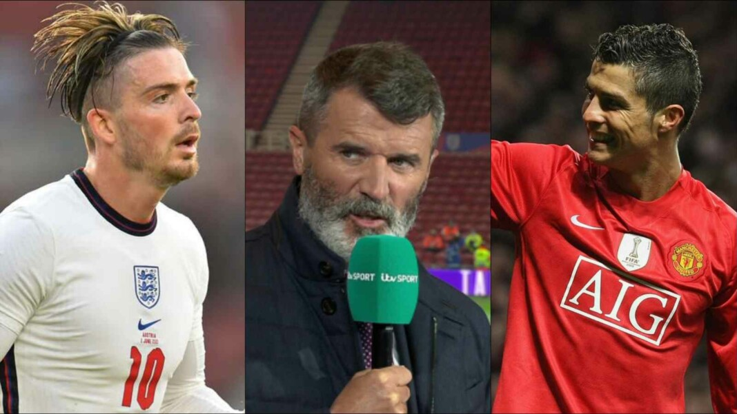 Roy Keane states Jack Grealish is 'pure quality' as he compares the English star to Cristiano Ronaldo