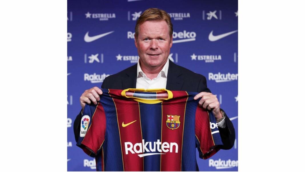 Ronald Koeman to continue as Barcelona coach for next season