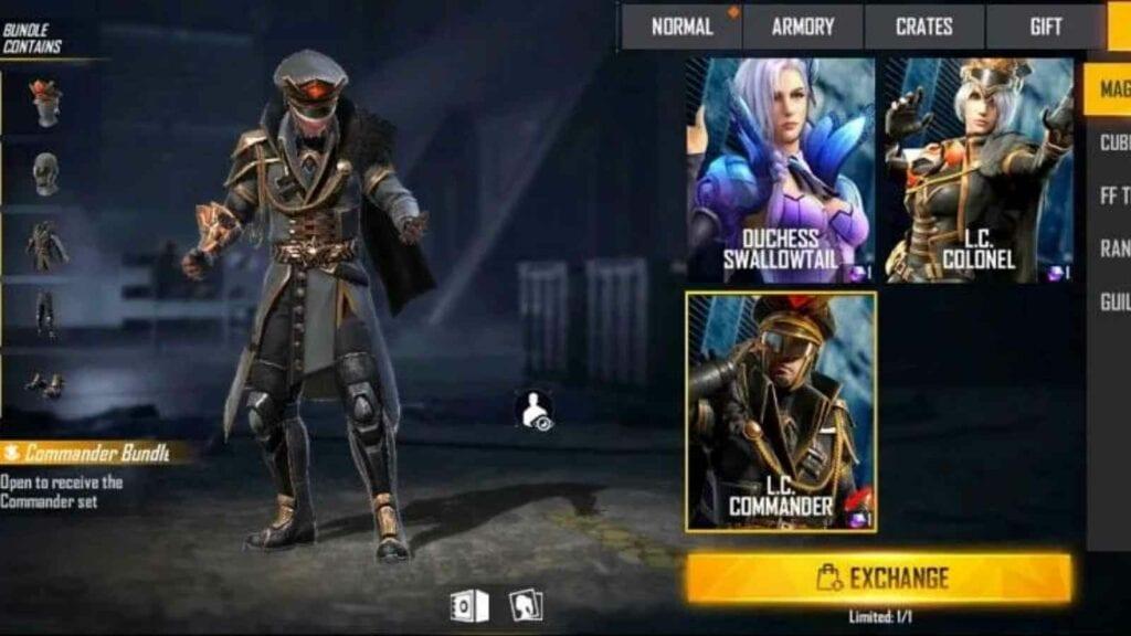 LC Commander Bundle
