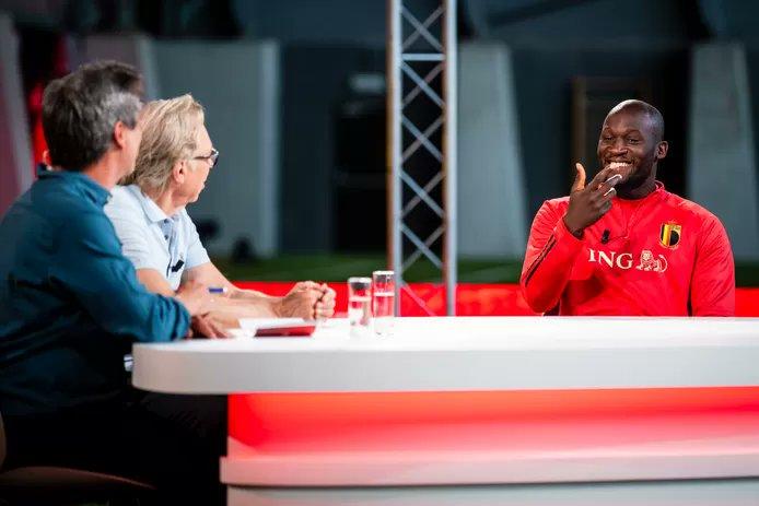 """I am staying at Inter,"" said Lukaku while speaking to the Belgian TV station VTM"