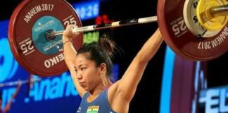 Mirabai Chanu qualifies for the Tokyo Olympics