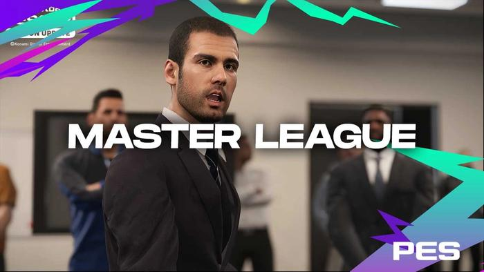 Master League in PES