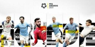 PFA announce the Premier League Team of the Year