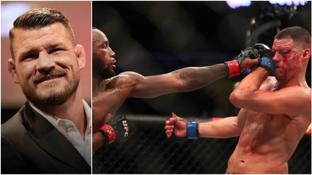 Michael Bisping on Nate Diaz vs Leon Edwards