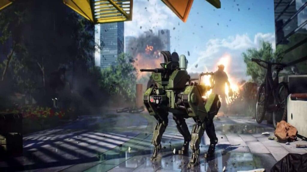robotic dog - FirstSportz