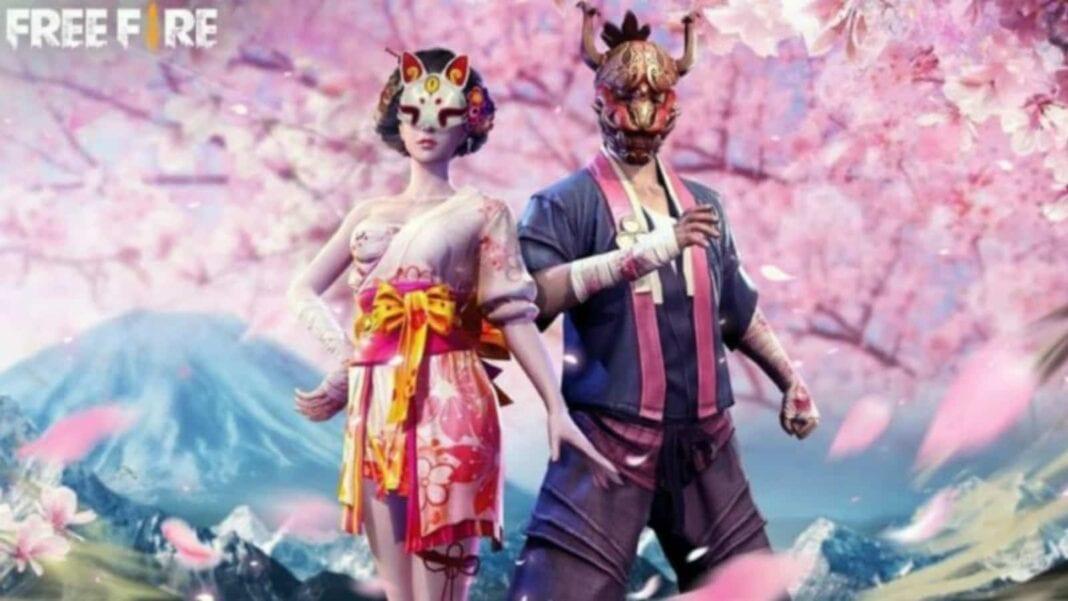 sakura bundle in free fire