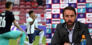 England are now more determined to take the knee at the Euros, says coach Gareth Southgate