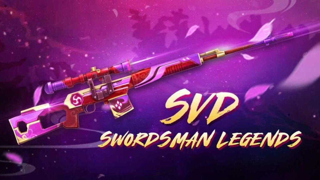 best sniper rifles in free fire