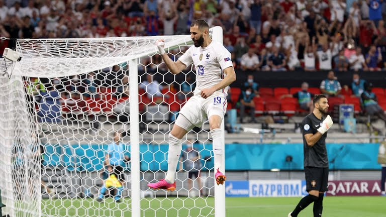 Euro 2020: Watch Portugal Vs France- Cristiano Ronaldo and Benzema scores a penalty each keep the scoreline 1-1 at break