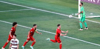 Euro 2020: Watch Portugal Vs Belgium as a thunderous strike from Thorgan Hazard gives Belgium the lead in the all important match