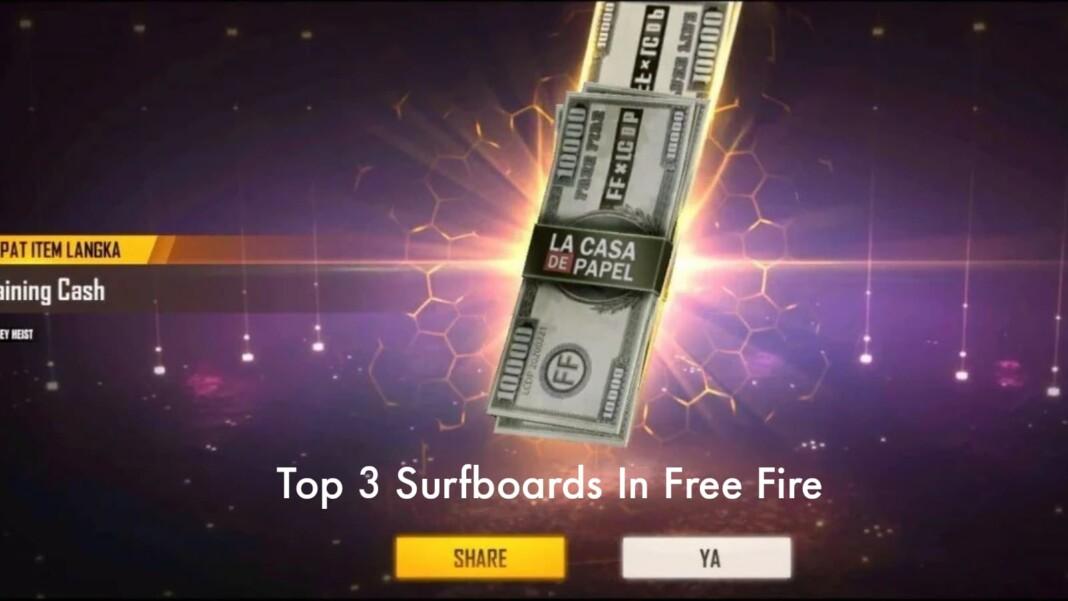 surfboard skins in free fire
