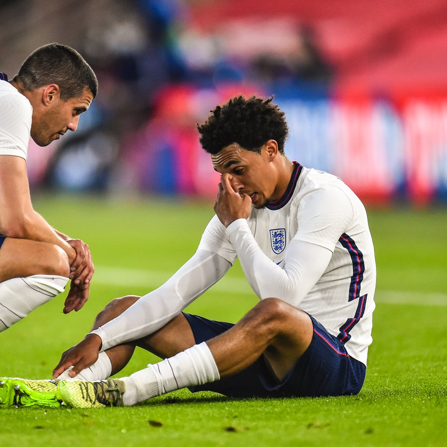 Trent Alexander Arnold will be a notable miss for England at the Euros