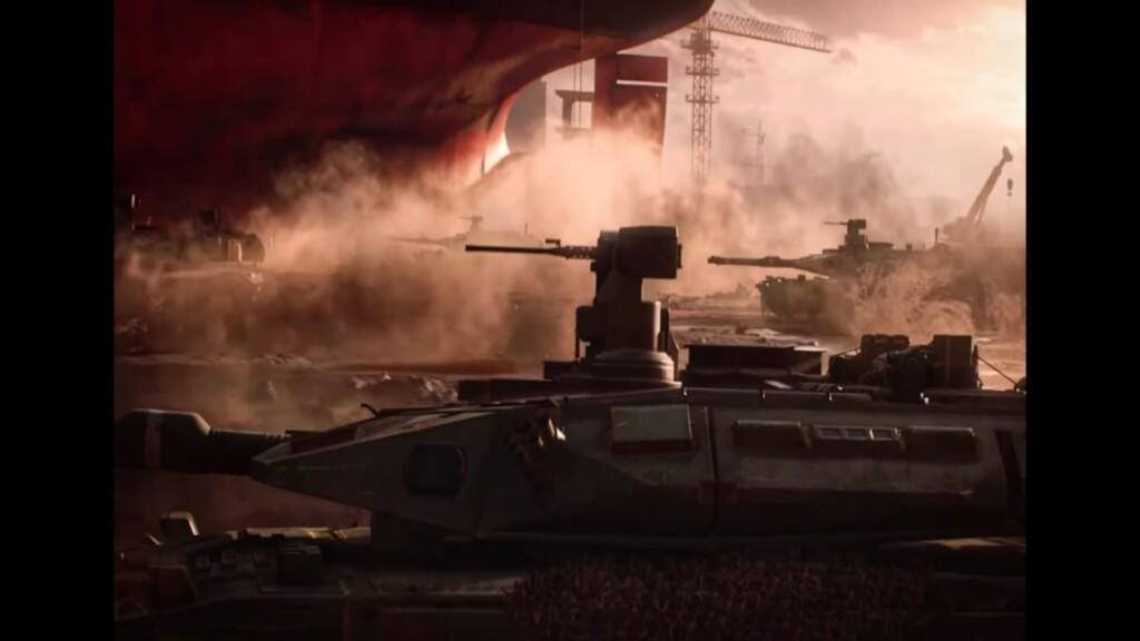 Battlefield 6 trailer