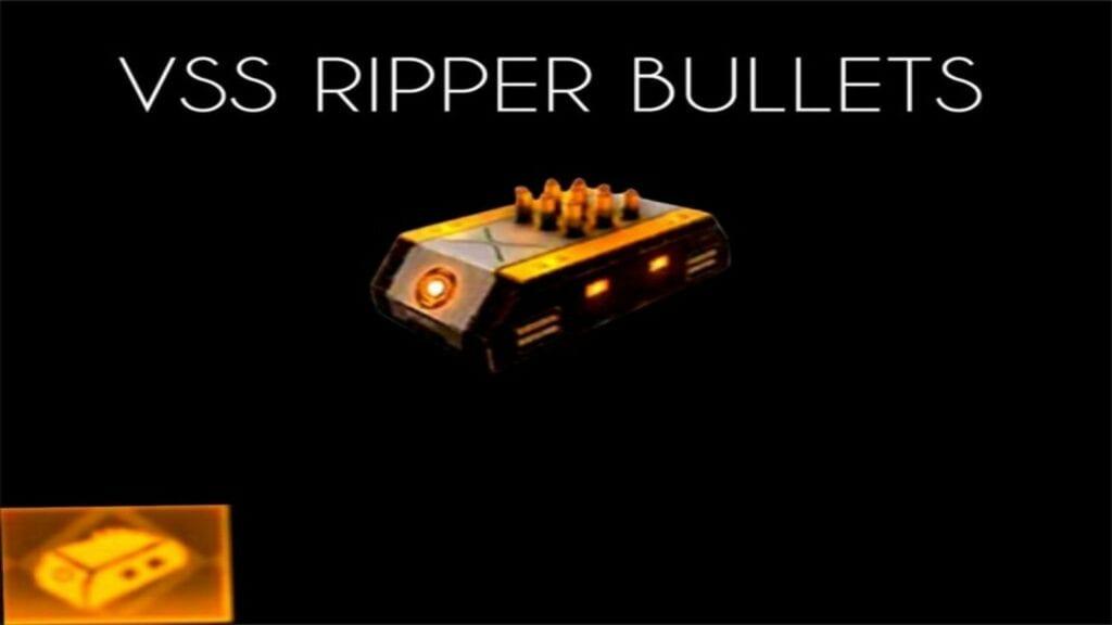 riper bullets in free fire