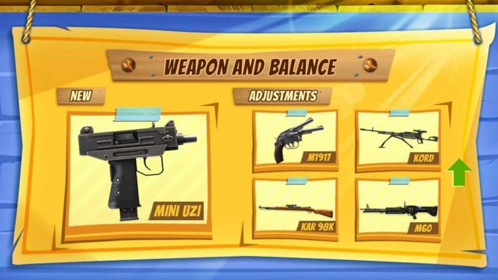 weapon ff - FirstSportz