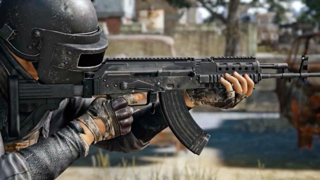 best gun in bgmi