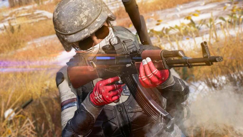 best guns in BGMI