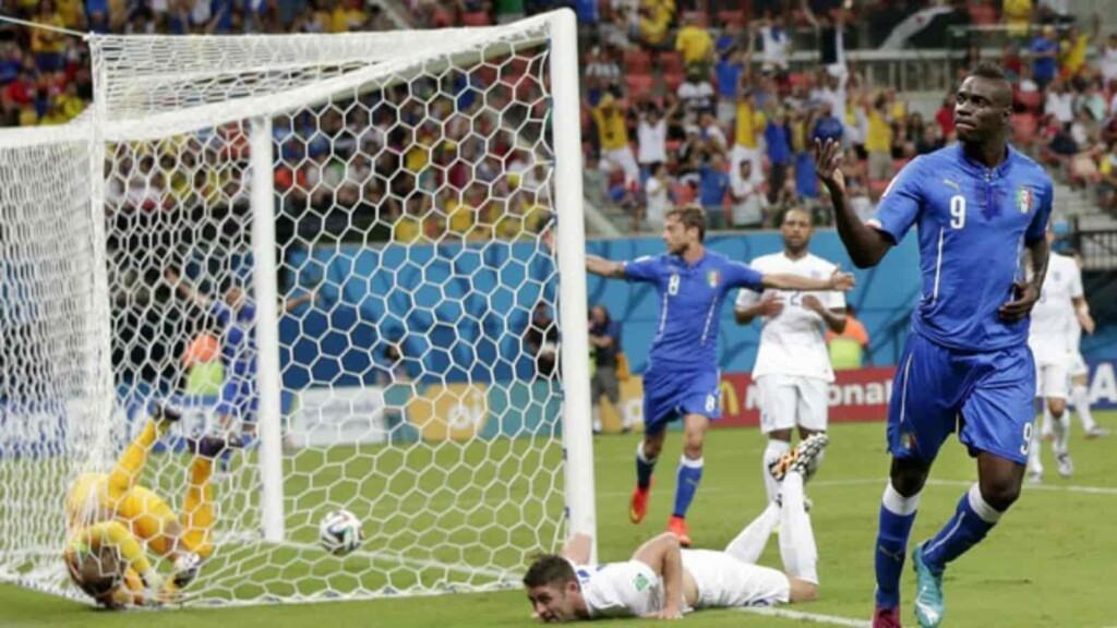 England vs Italy 2014 WC
