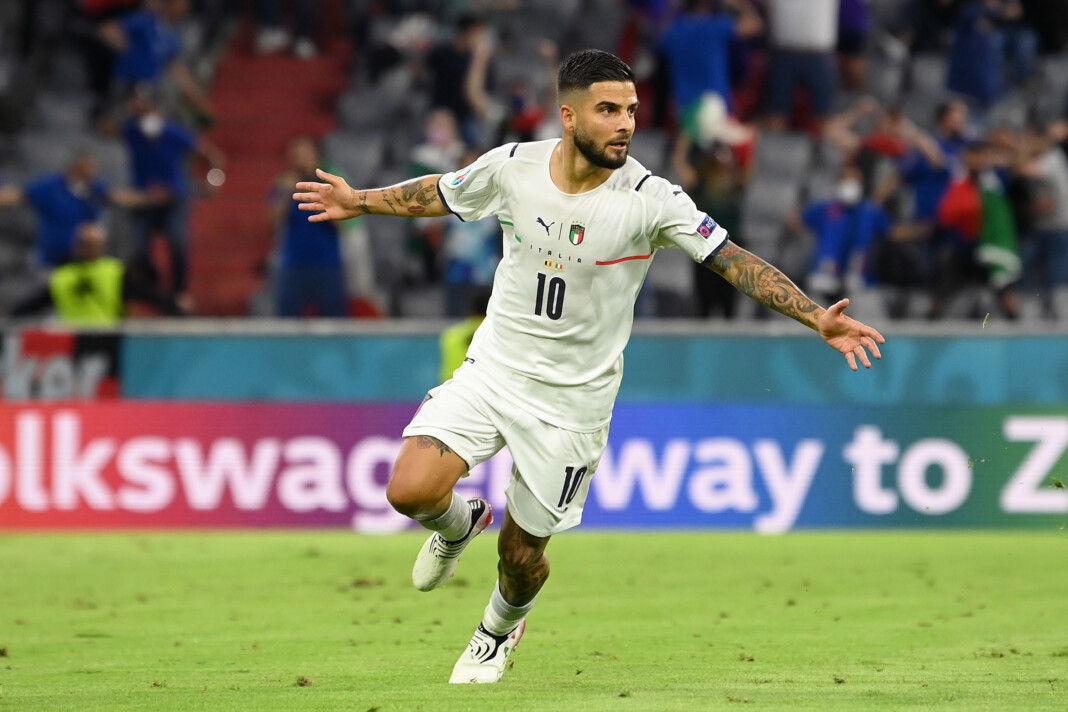 Euro 2020: Watch Italy Vs Belgium - Nicolo Barella puts Italy ahead with Lorenzo Insigne doubling the lead before half time with a fine finish