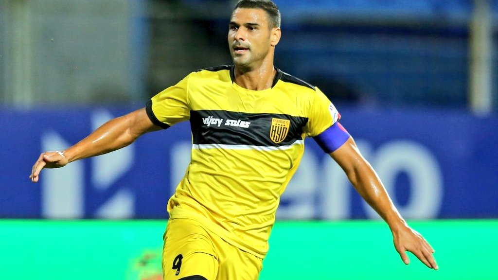 Former Hyderabad FC striker Aridane Santana joins Spanish club UD Logrones