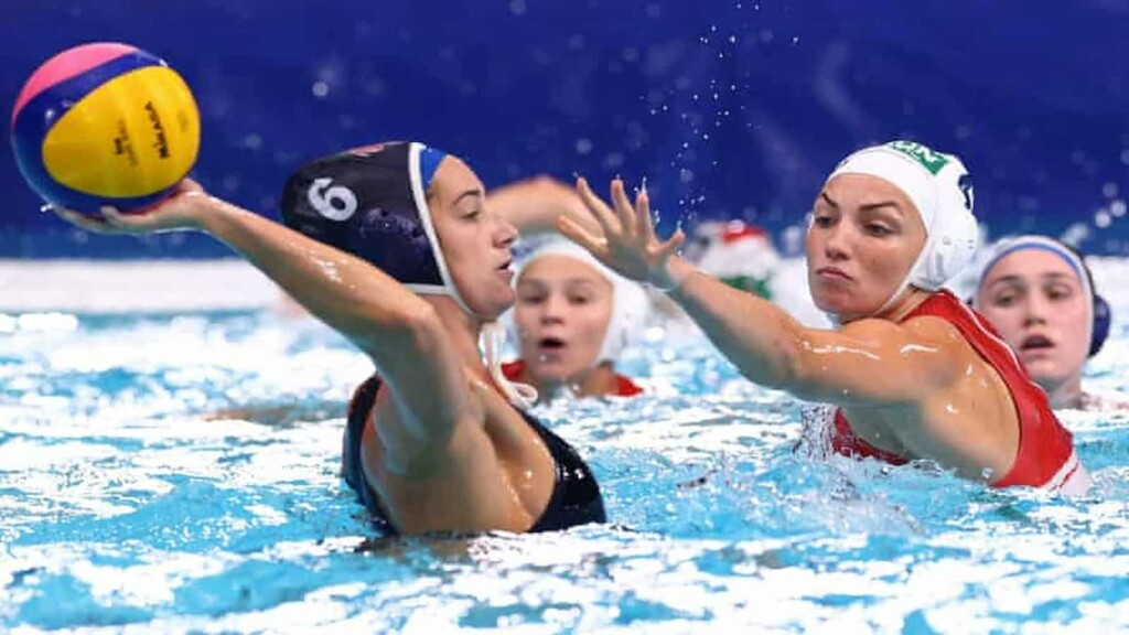 Water Polo South Africa vs Netherlands live stream