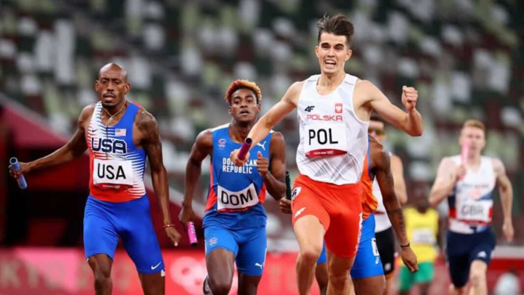 Poland Clinches First Ever 4x400m Mixed Relay Gold at ...