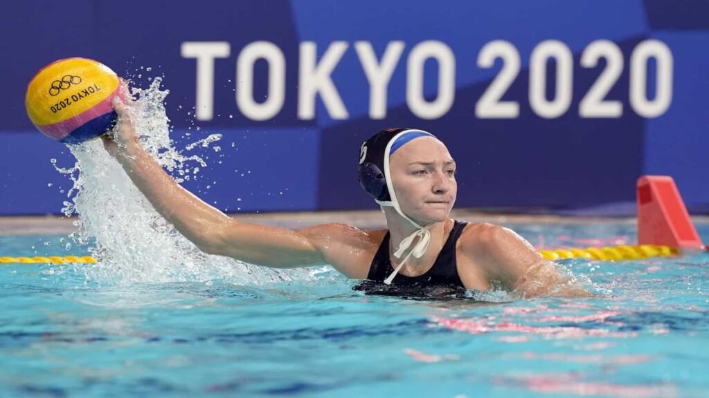 Tokyo Olympics Water Polo Australia vs South Africa
