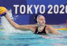 Tokyo Olympics Water Polo ROC vs Japan