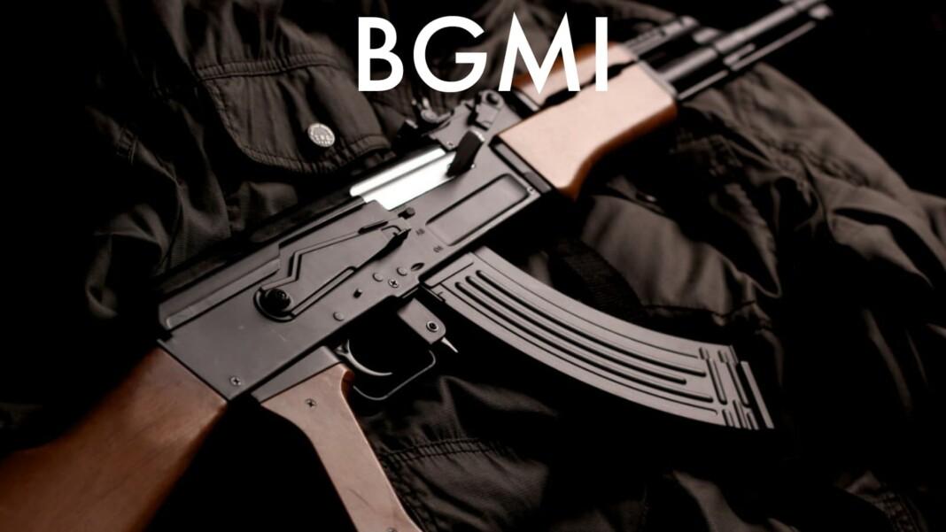 Top 5 best and rarest AKM skins in BGMI