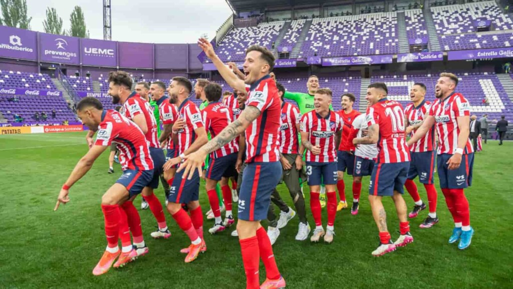 Atletico Madrid fixtures for 2021-22 released