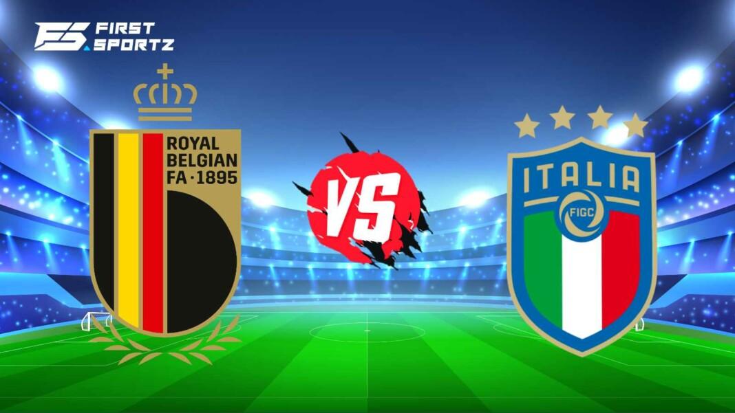 Euro 2020 Belgium Vs Italy Prediction