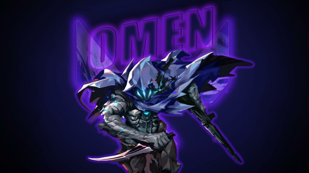 Omen - Best Agents in Valorant who are valuable in all 6 maps