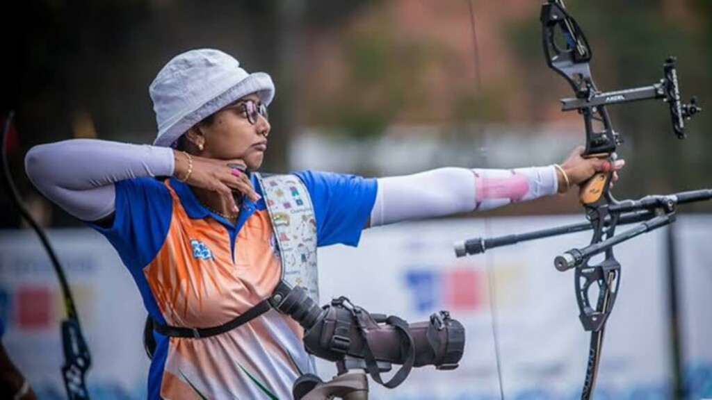 Deepika Kumari qualified for the Tokyo Olympics