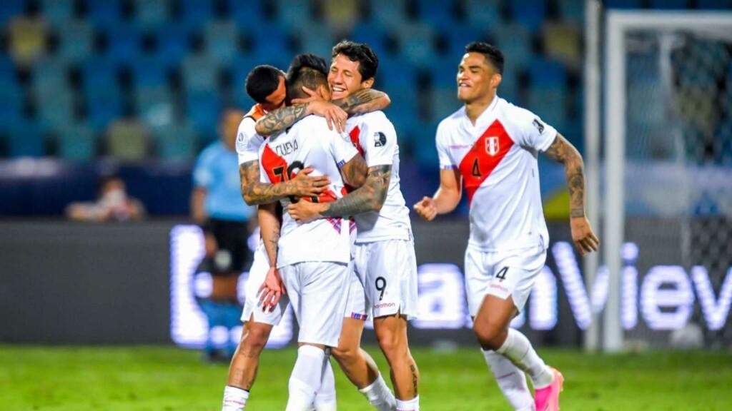Peru vs Paraguay Player Ratings