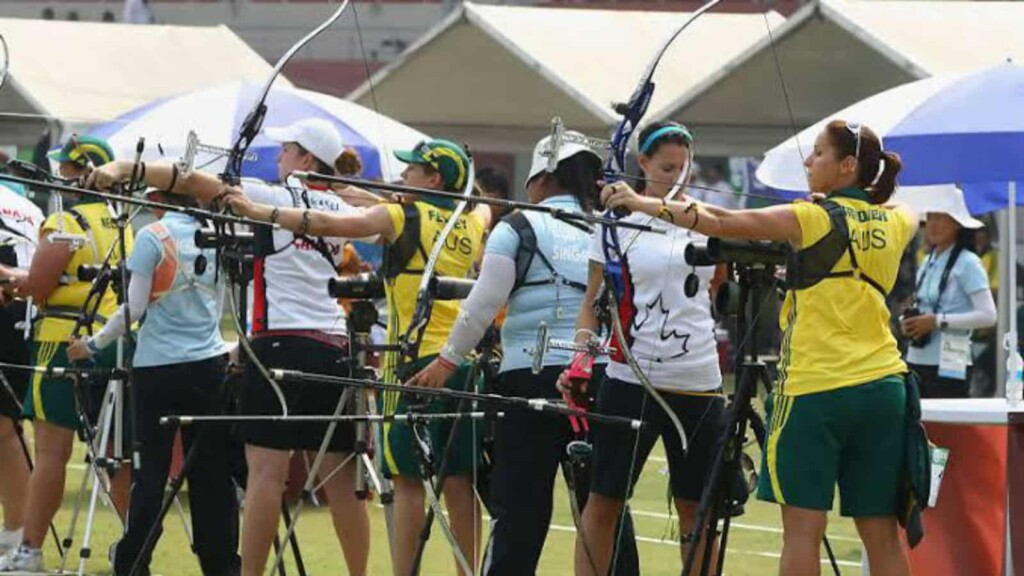 Archery at the 2022 Commonwealth Games cancelled
