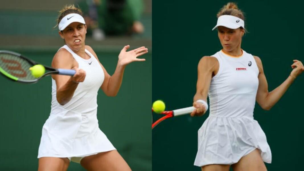 Madison Keys vs Viktorija Golubic
