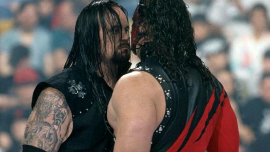 Kane vs The Undertaker