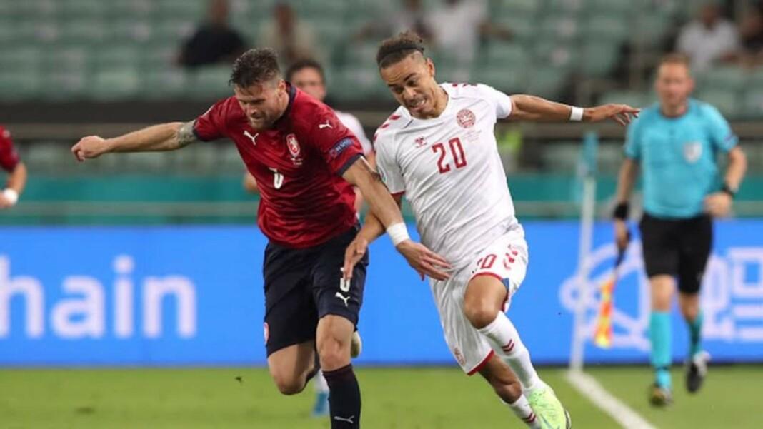 Czech Republic Vs Denmark Player Ratings