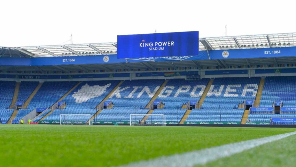 King Power Stadium is the home ground of Leicester City